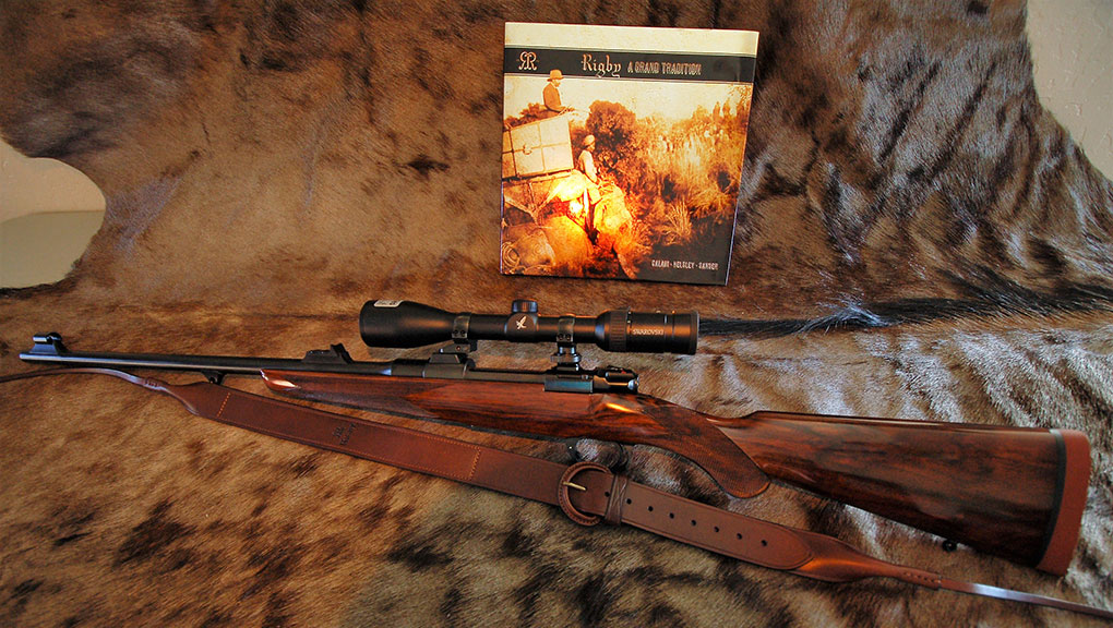 Rigby Highland Stalker Rifle - Exclusive Package Offered by Le Arms LLC